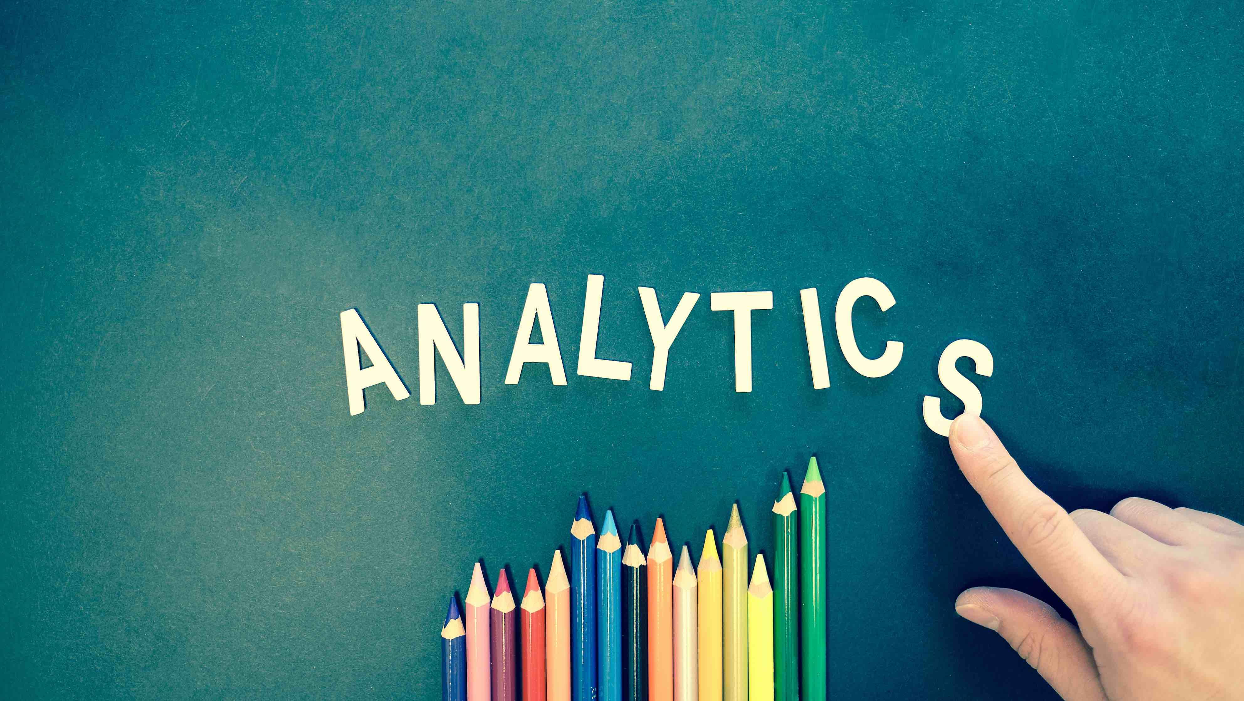 Analytics is een competentie