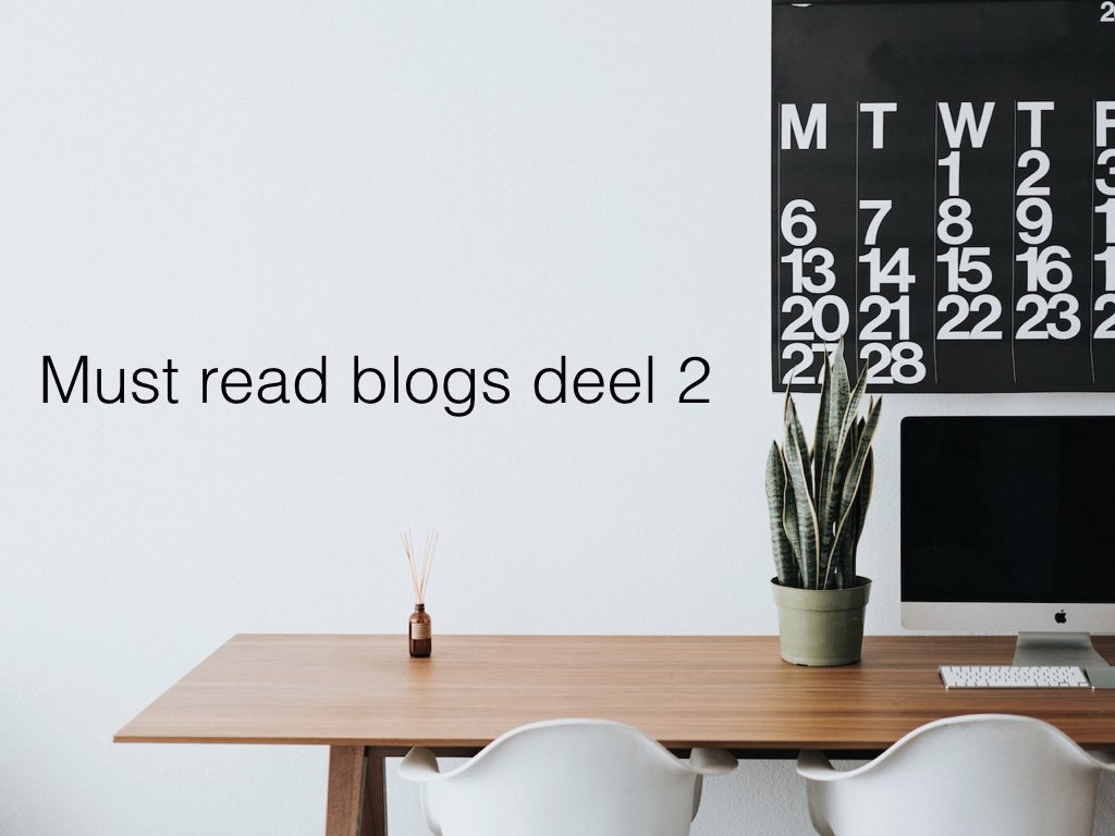 Must Read blog deel 2 - Conversie Design