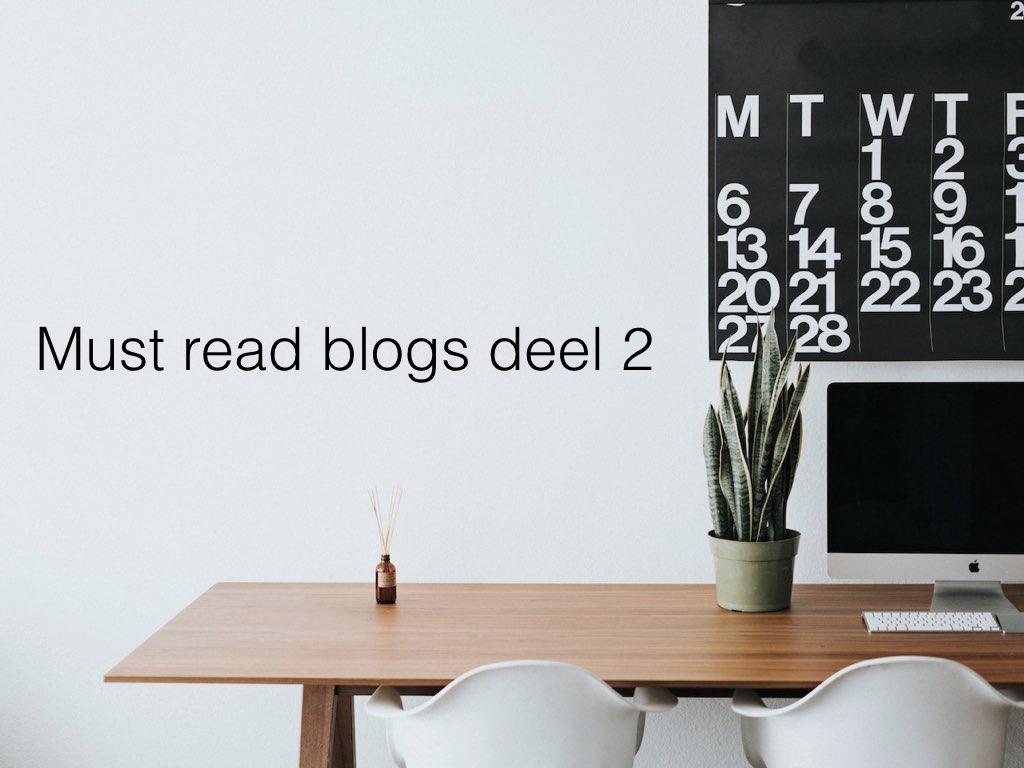 Must Read blog deel 2 - Conversie Design