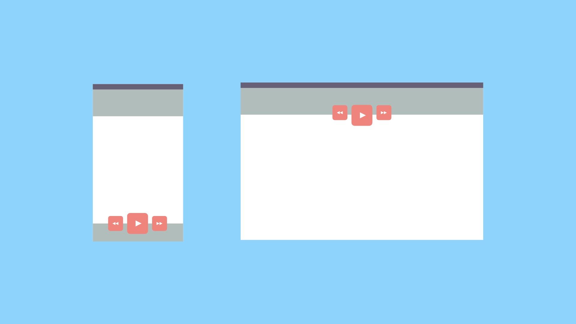 mobiele en website navigatie gids van Conversie Design