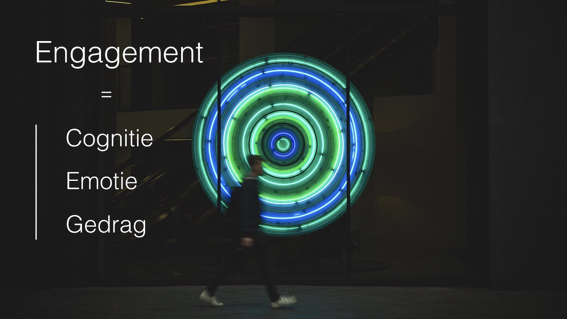 De drie dimensies van engagement