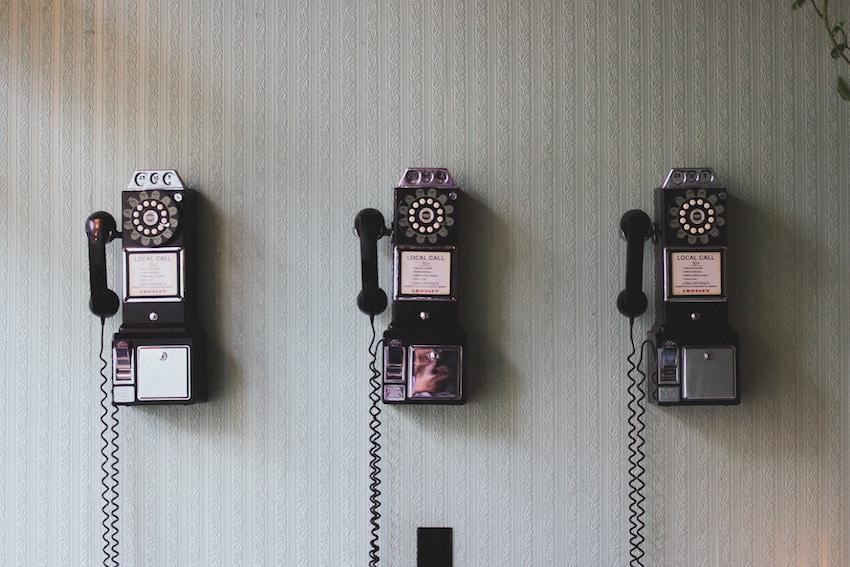 Telefoon - Technologische stap voorwaarts